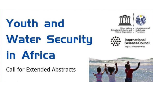 Bando UNESCO: Youth and Water security in Africa – dal 18 al 22 luglio